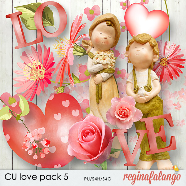 LOVE PACK 05