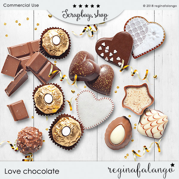 LOVE CHOCOLATE - Click Image to Close