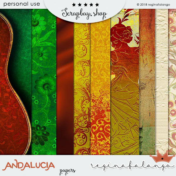 ANDALUCIA THE KIT - Click Image to Close