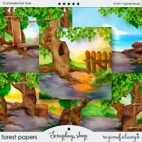PAPERS FOREST